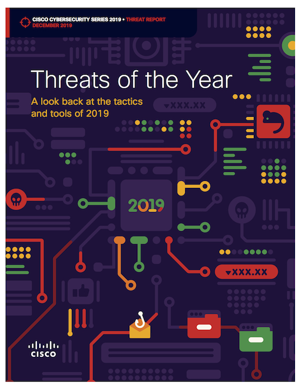 Cisco Cybersecurity Threats of the Year Thumbnail